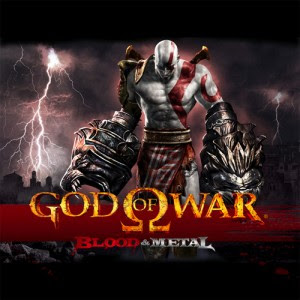 Baixar CD God Of War III – Bloody & Metal (2010)