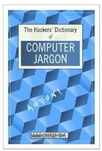 Computer slang dictionary