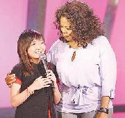 Charice Pempengco, Oprah, Charice Pempengco on Oprah show, Charice Pempengco singing Obama inaugural, Charice Pempengco performance obama inaguration, Charice Pempengco video obama inaugural ball