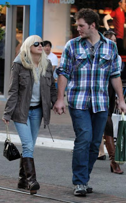 chris pratt engaged anna faris