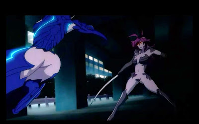 Embarrassed witchblade anime nude