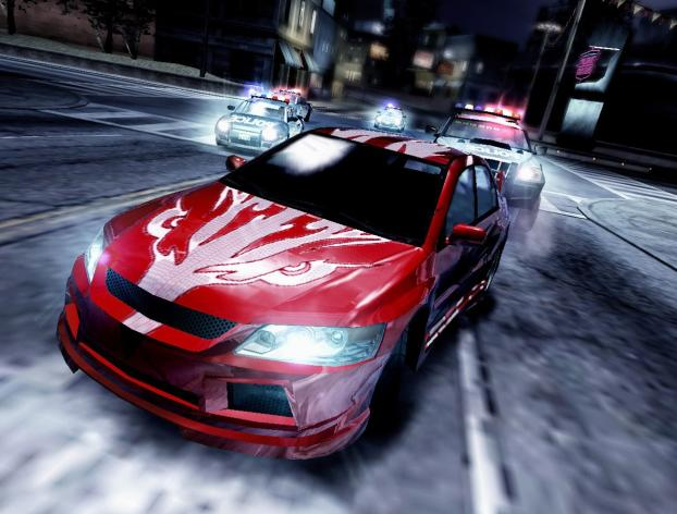 game Need for Speed Carbon jogos