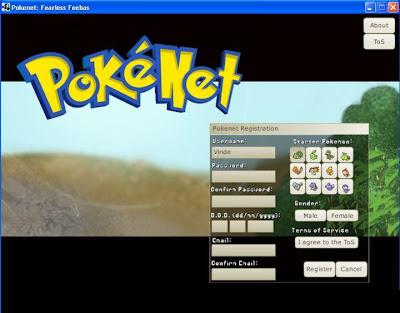 jogo PokeNet Fearless Feebas