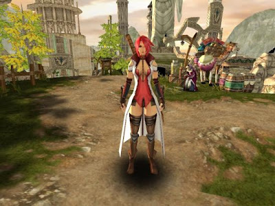 Valkyrie Sky online game pc