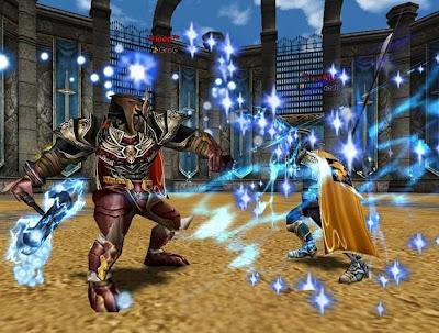 Imagem do jogo Knight Online