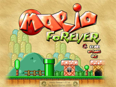 mario forever game PC