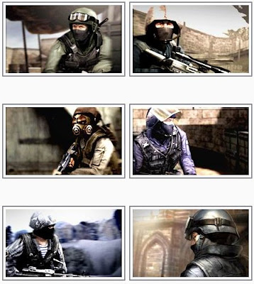 cs counter strike war battle armas