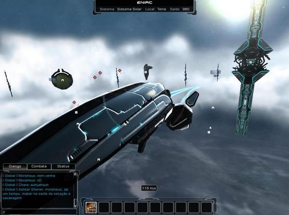 taikodom online naves detalhes jogo