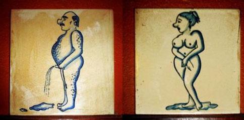 placas banheiros masculino feminino 10