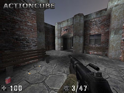 Assault Cube, o game de tiro estilo CS que é pura adrenalina.