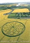 El Crop Circle de Willton Windmill Desconcierta a los Científicos