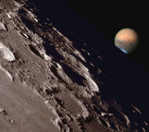 Los Encubrimientos de la NASA en la Luna y Marte