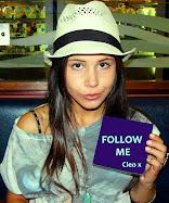 Follow me :)