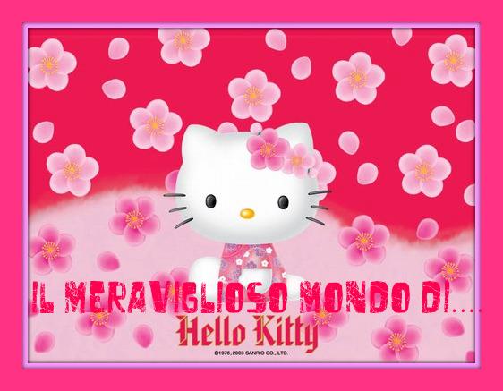Il meraviglioso mondo di Hello Kitty