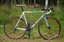 Pyöräkalustoa 2008