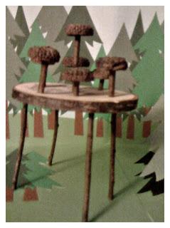drew versak - mushroom table sculptures