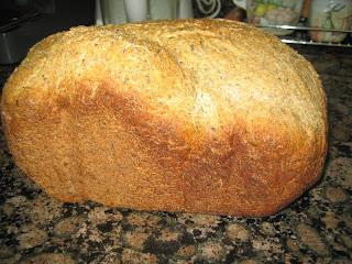 Recetas de pan en panificadora