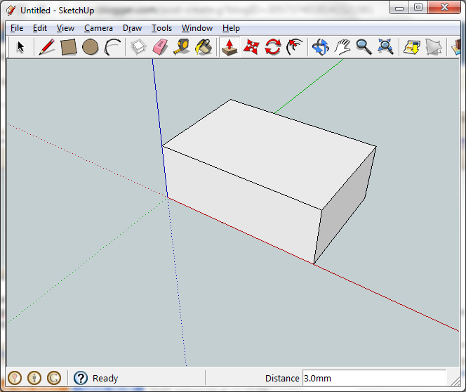 Family projects makerbot sketchup to replicatorg workflow for Stl file sketchup
