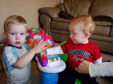 Cousins Playing Together