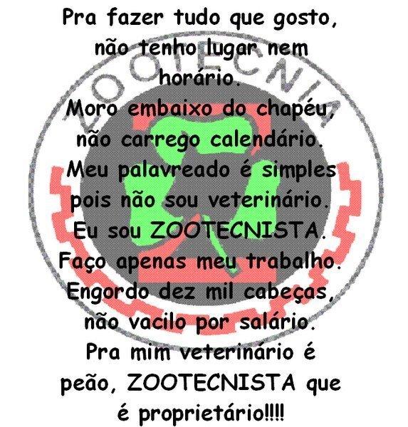 Minha Vida Na Zootecnia Imagens E Frases Zootecnia
