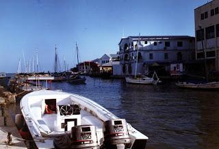 puerto de Belice