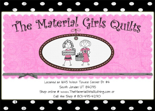 Material Girls Quilts