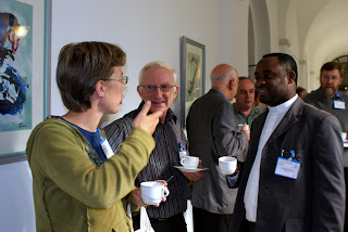 diocese in Europe clergy conference