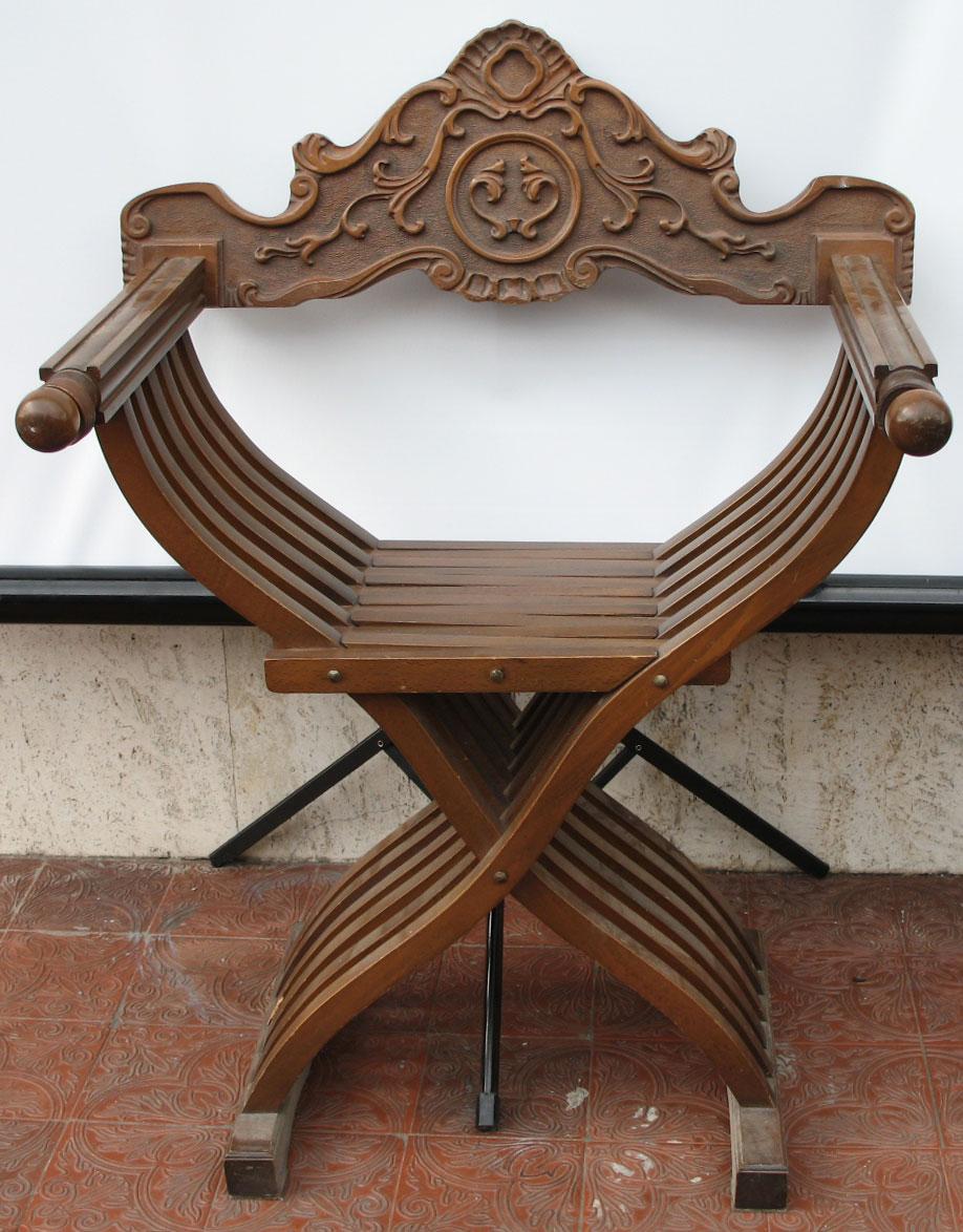 Historia del mueble y de la decoraci n interiorista 9 - Savonarola sedia ...
