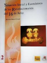 LIBRO REVOLUCIONARIOS 16 DE JULIO