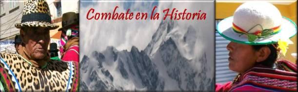 COMBATE EN LA HISTORIA