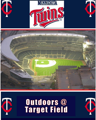 Twins Target Field Logo