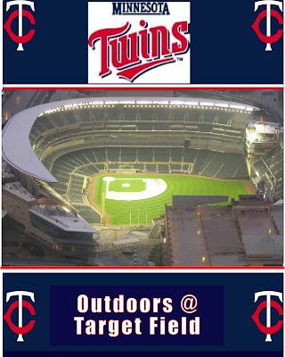 Twins Target Field Logo