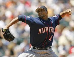 Minnesota Twins Pitcher Francisco Liriano