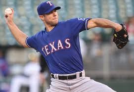 Texas Ranger Rich Harden