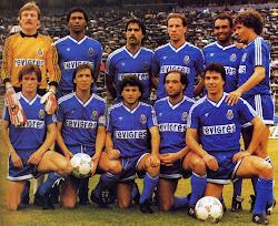 CAMPEÃO NACIONAL 1987/1988