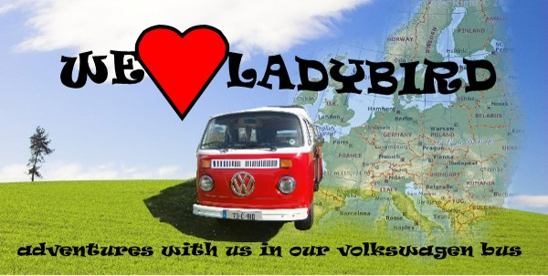 We heart Ladybird