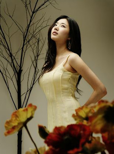 Foto Kim Sa Rang Picture Korean actress Celebrity hot Pic