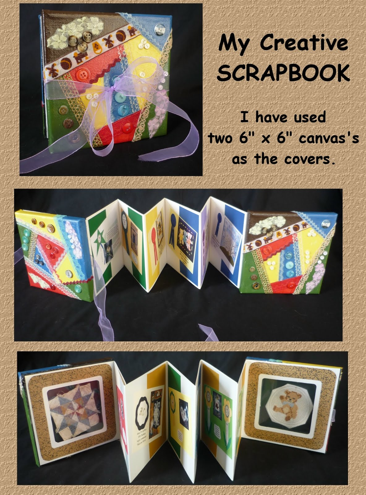 Creative Scrapbook Covers : Tizart creative scrapbook