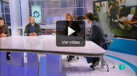 Jorge Flores en TVE