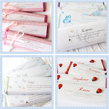 Personalised Chocolate Bars designed by Illume Design
