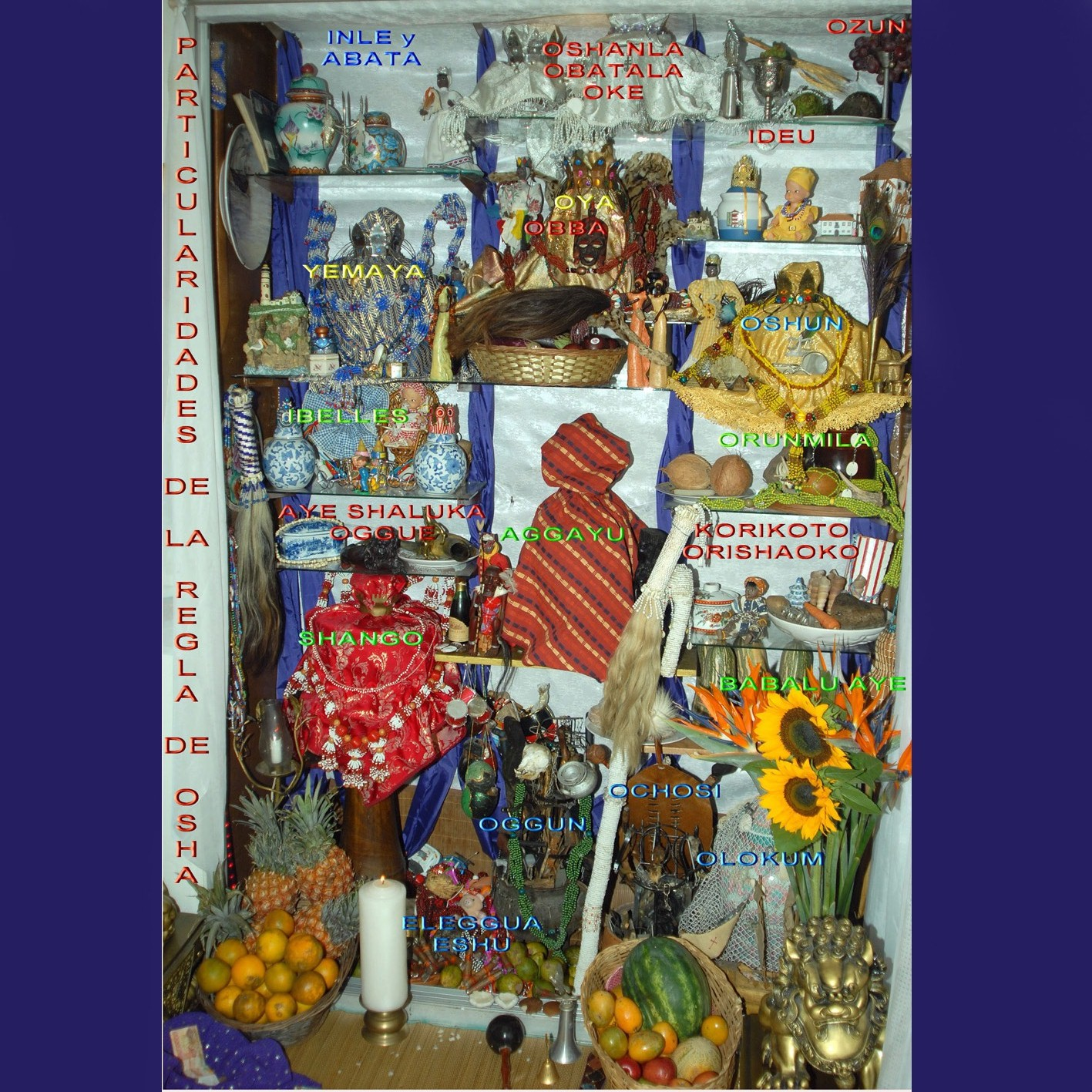 REGLA_OSHA_YORUBA (Santeria)