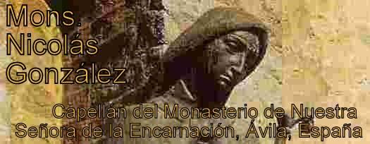 Nicolás, Capellán de la Encarnación, Ávila