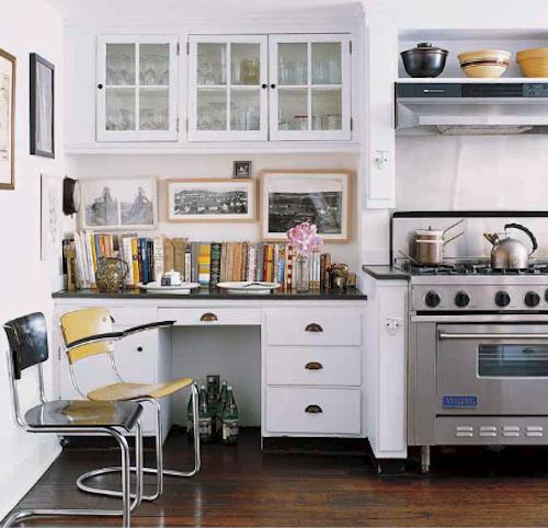 Design darling desk du jour for Convert kitchen desk to pantry