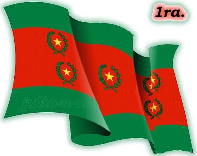 primeras banderas de algunos paises