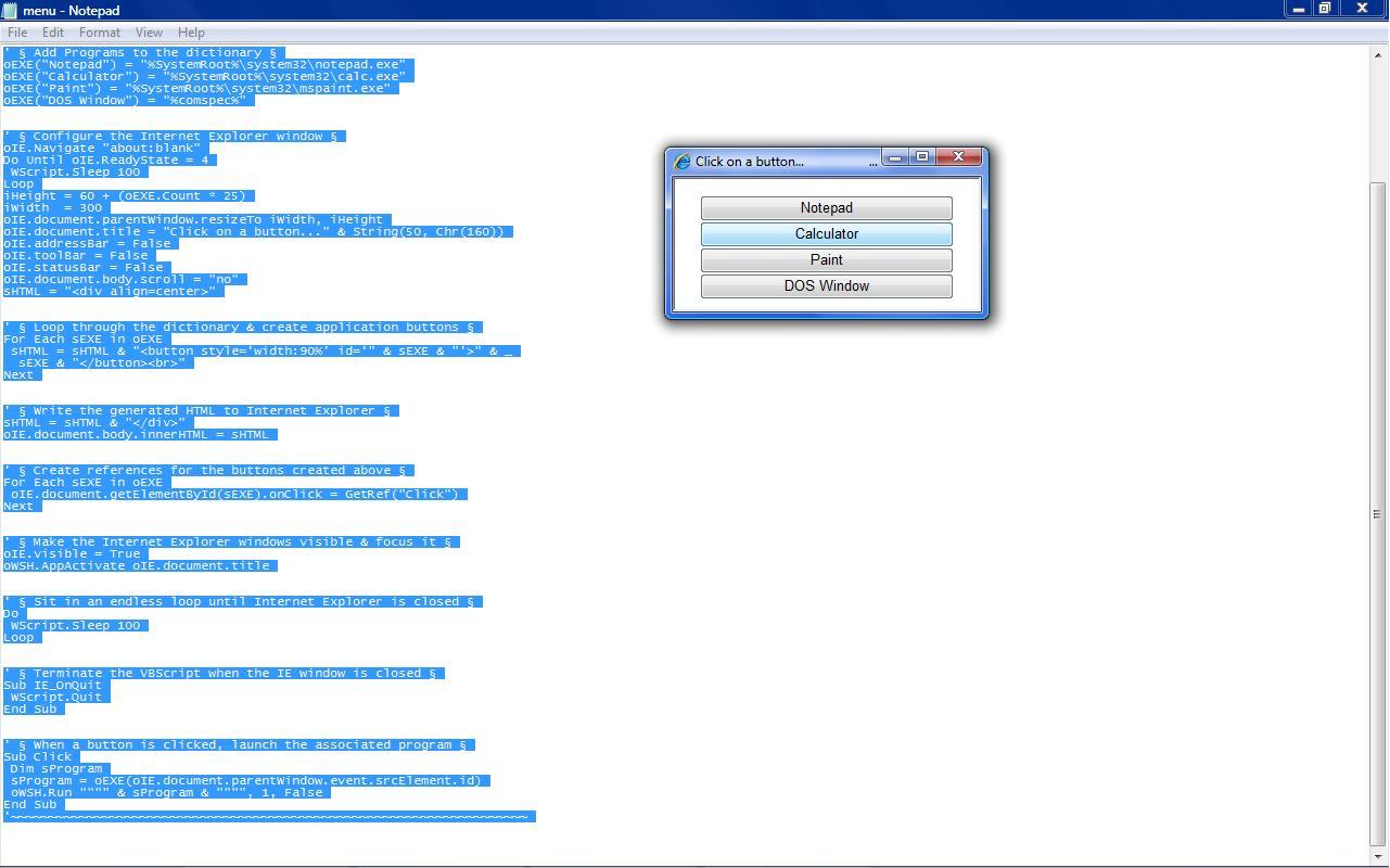 vbscript readall size limit