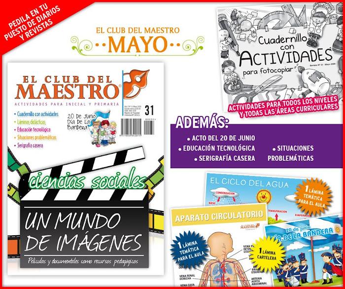 :: EL CLUB DEL MAESTRO :: MAYO 2009
