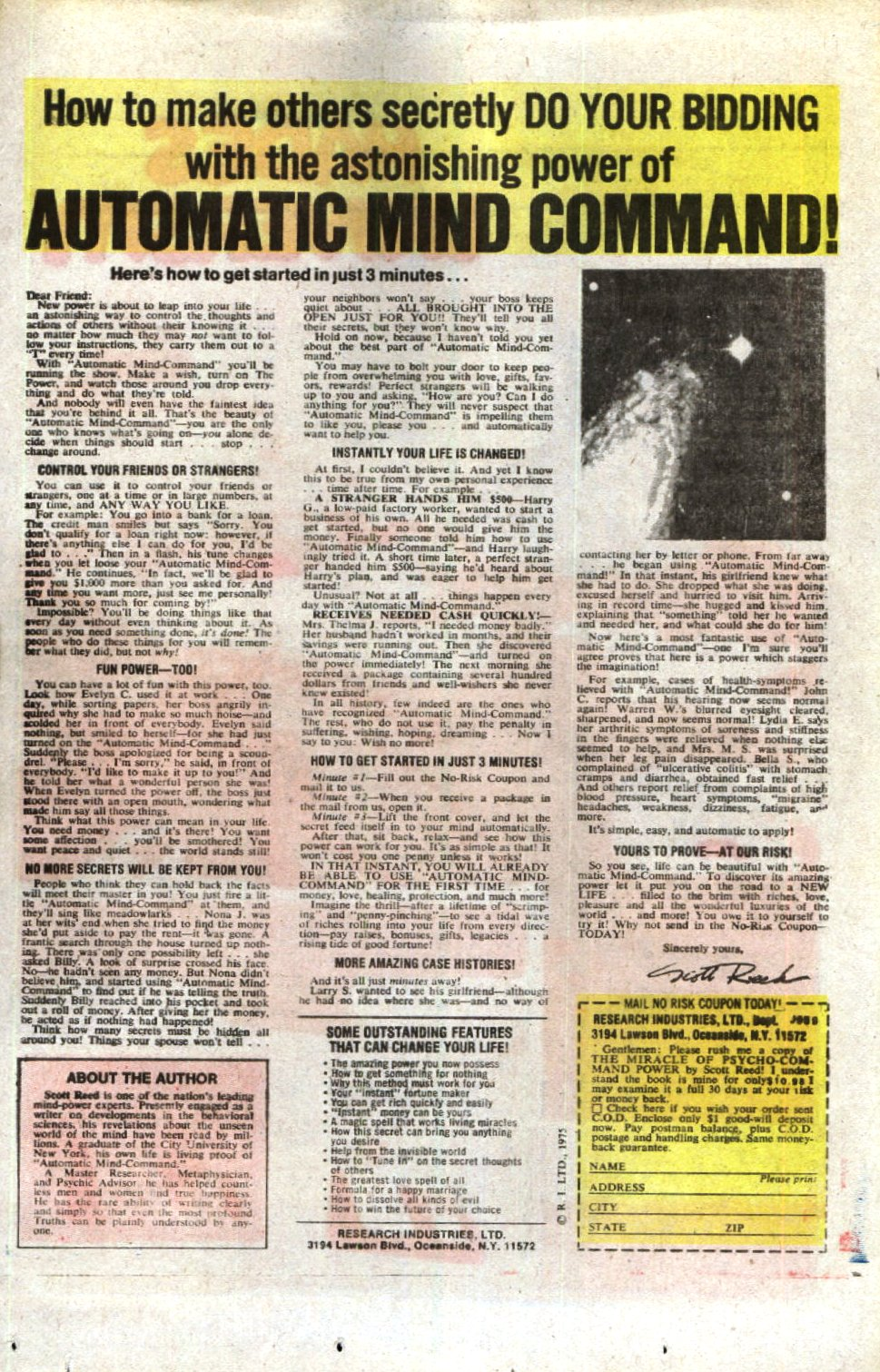 Read online Scary Tales comic -  Issue #26 - 23