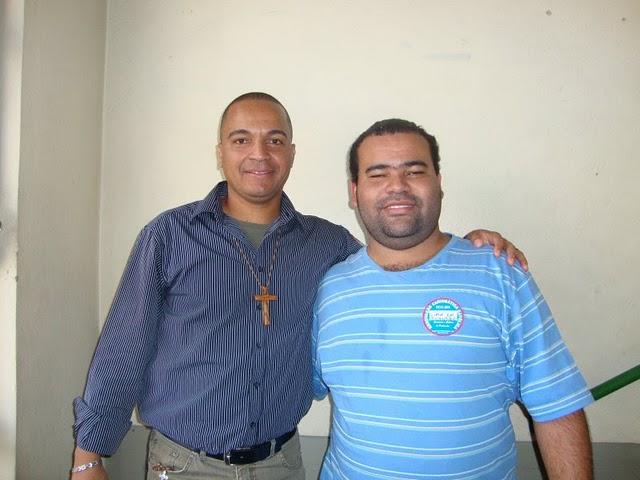 Entrevista Especial com o amigo e coordenador Estadual da Renovação Carismatica Catolica de MG