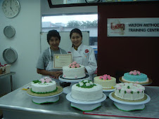 WILTON METHOD OF CAKE DECO 1