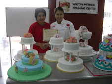 WILTON METHOD OF CAKE DECO 3